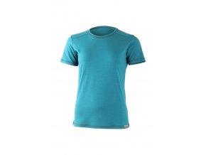 Lasting dámské merino triko VLADA modré