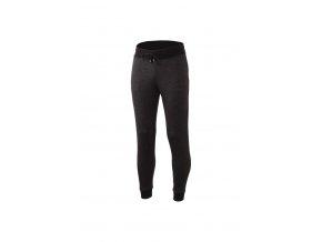 Lasting pánské merino sportovní kalhoty WELY šedá  pánské kalhoty
