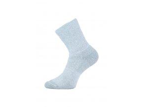 Lasting funkční ponožky KNT šedá