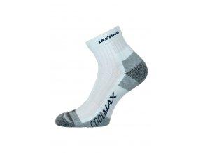 Lasting funkční běžecké  ponožky RNC bílé