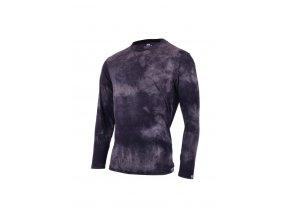 Lasting pánské merino triko BOLOS černé