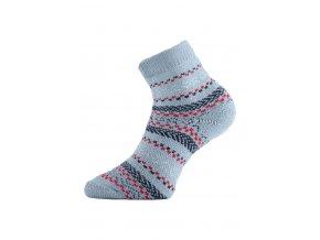 Lasting funkční ponožky HME šedé