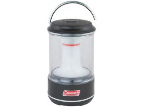 10000661CLM BatteryGuard 200L Mini Lantern Black