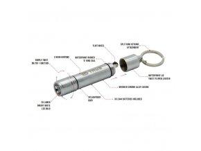TRUE Zapalovač a baterka Firelight TU265 01