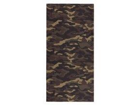 Husky multifunkční šátek   Printemp camouflage