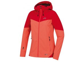 hannah suzzy living coral poppy red 01
