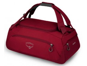 10011916OSP DAYLITE DUFFEL 30, cosmic red