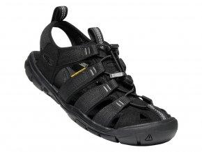 Keen CLEARWATER CNX WOMEN black/black  pánské sandály + kód pro dodatečnou 10% slevu: KEEN10