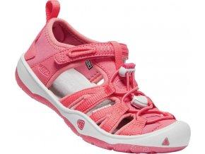 keen moxie sandal children tea rose vapor 01