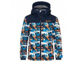 Kilpi Ateni-jb tmavě modrá  dětská bunda + Kód pro dodatečnou 26% slevu: KILPI26