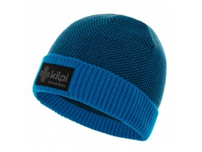 Kilpi Barn-jb tmavě modrá  dětská čepice + kód pro dodatečnou 20% slevu: 20NAVSECHNO