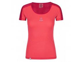 Kilpi Coolerka-w růžová  dámské triko + Kód pro dodatečnou 26% slevu: KILPI26