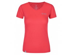 Kilpi Dimaro-w růžová  dámské triko