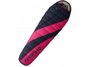 Husky Spacák Premium   Ember Ladies -15°C růžová