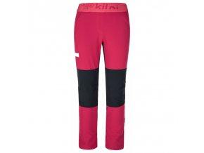 Kilpi Karido-jg růžová  dětské kalhoty