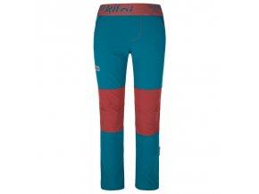 Kilpi Karido-jb tyrkysová  dětské kalhoty