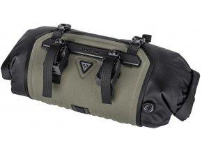 topeak bikepacking frontloader brasna na riditka 8l zelena 1