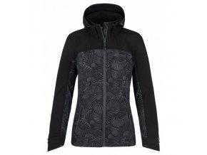 Kilpi Ravia-w tmavě šedá  dámská bunda