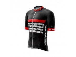 northfinder pansky cyklisticky dres vincenzo blackred tr 35560mb 277 01