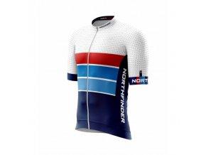 northfinder pansky cyklisticky dres vincenzo bluered tr 35562mb 286 01
