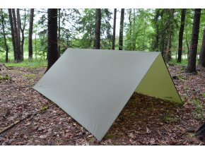 warmpeace plachta shelter olive green 01