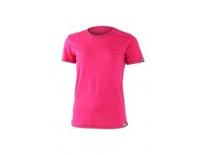 Lasting dámské merino triko VLADA růžové