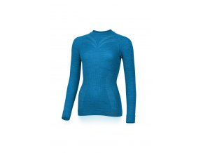 Lasting dámské merino triko MATALA modré