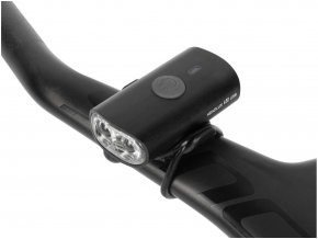 TOPEAK světlo na helmu HEADLUX USB 450 1
