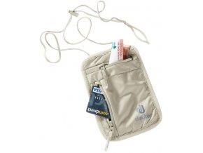 deuter security wallet i 3940216 sand