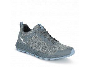 AKU Rapida Air šedo / modrá  pánská obuv + kód pro dodatečnou 10% slevu: OBUV10
