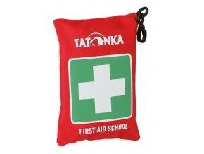 tatonka first aid school red 1