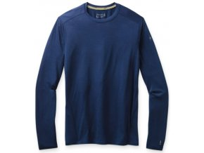 smartwool m merino 150 baselayer long sleeve boxed indigo blue 01