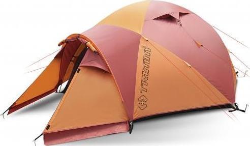 Trimm Base camp-D Dark Orange