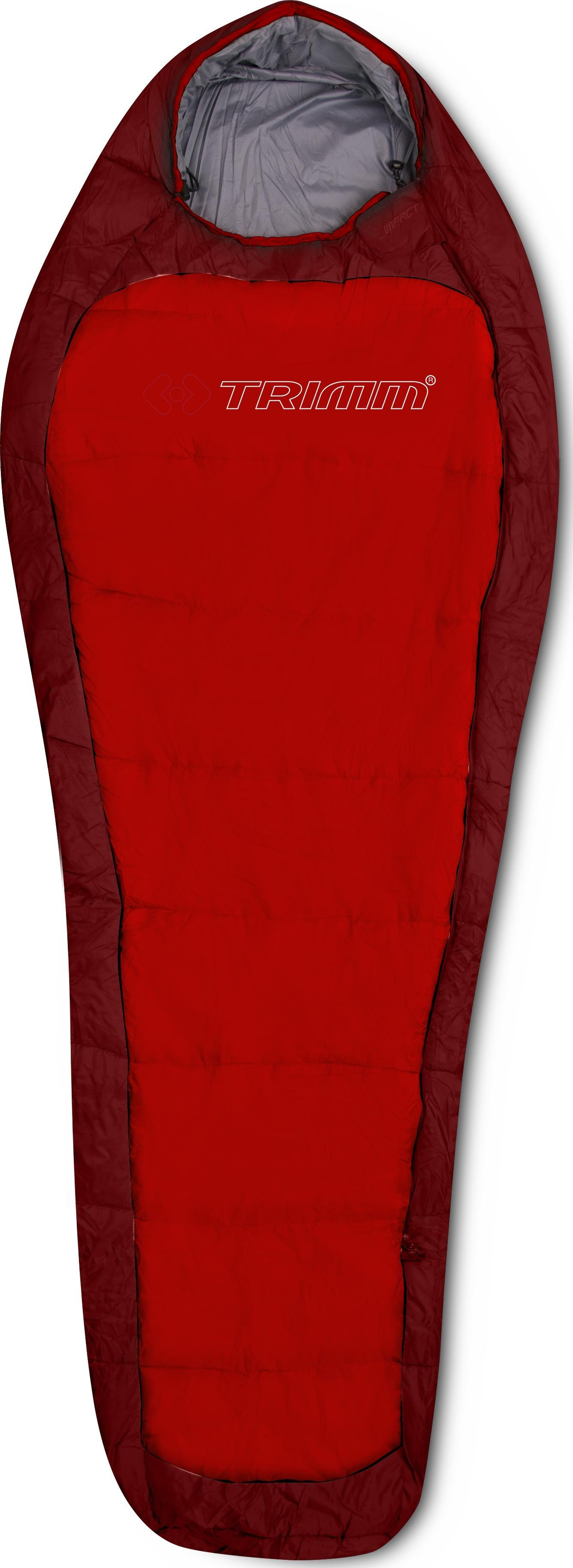 Trimm IMPACT Red / Dark Red Velikost: 195P