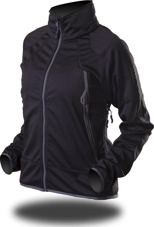 Trimm Roma black Velikost: XS dámská bunda