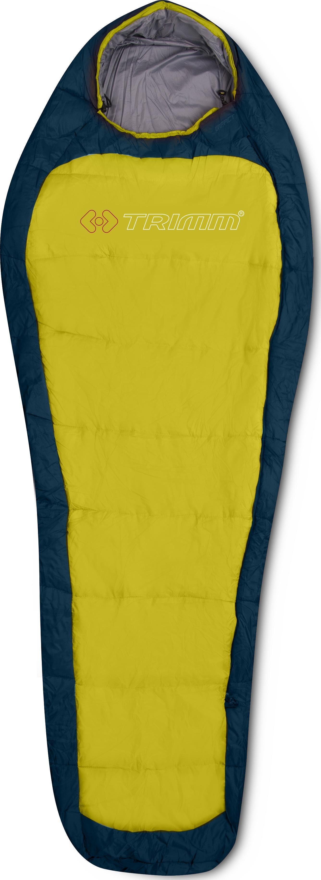 Trimm IMPACT Lemon / Lagoon Velikost: 195L