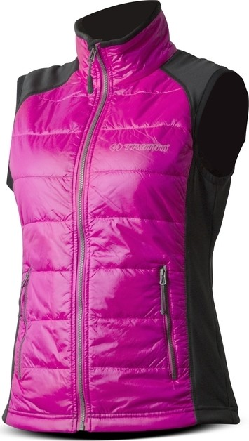 Trimm CANDY VEST Pinky / Black Velikost: M