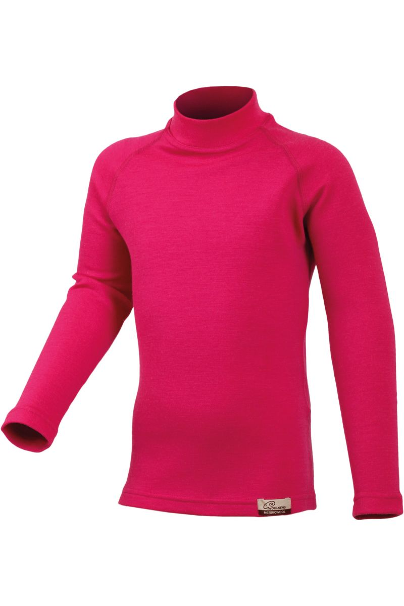 Lasting SONY 4747 růžová Vlněné Merino triko Velikost: 150