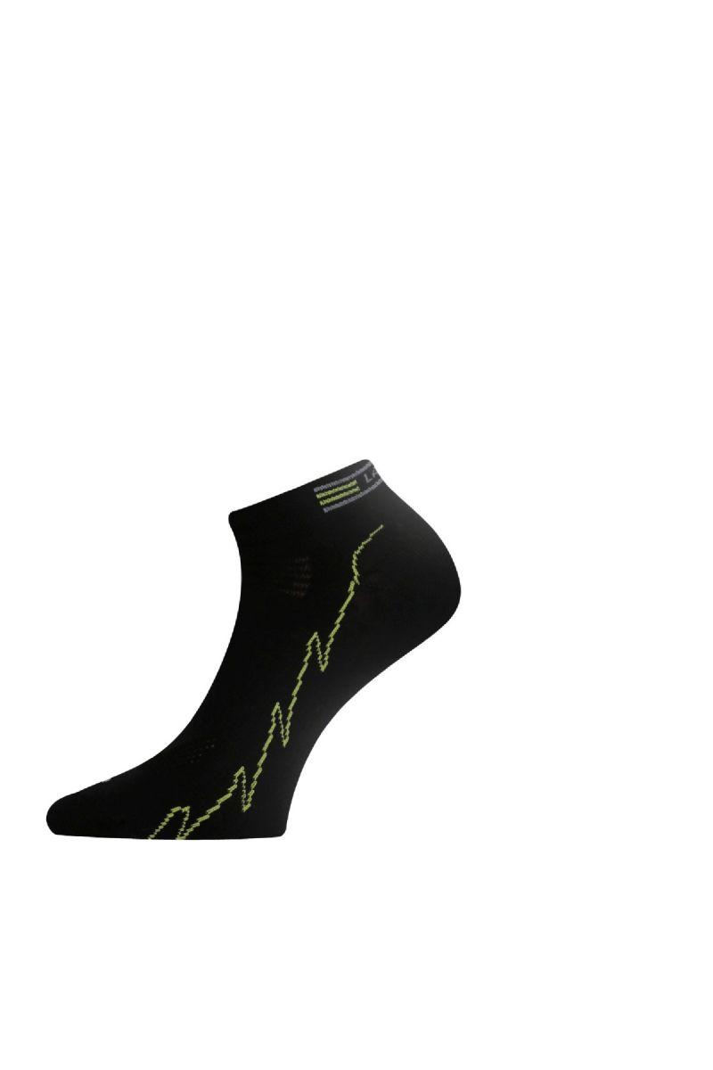 Lasting ACH ponožky pro aktivní sport 986 černá Velikost: (42-45) L