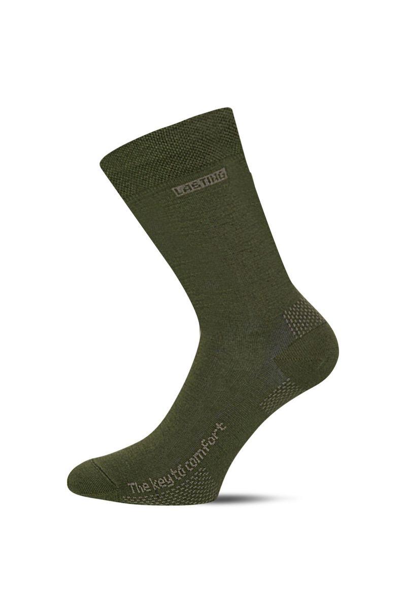 Lasting OLI 620 zelená Coolmax ponožky Velikost: (38-41) M