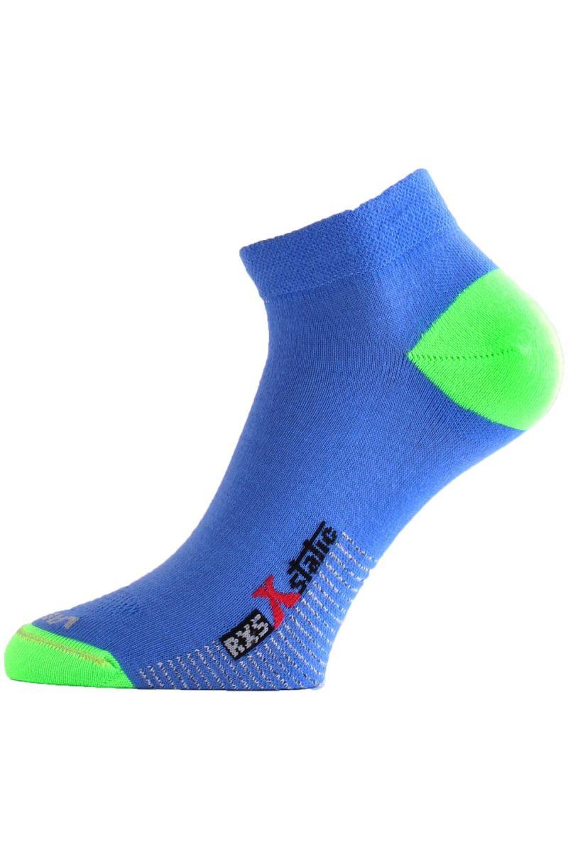 Lasting RXS 506 modrá běžecké ponožky Velikost: (34-37) S možnost vrácení do 12.1.2018