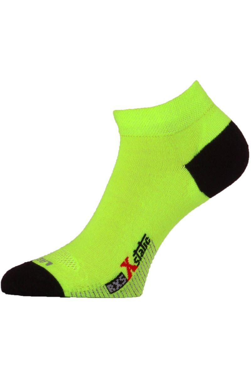 Lasting RXS 109 žlutá běžecké ponožky Velikost: (34-37) S možnost vrácení do 12.1.2018