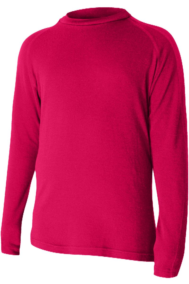 Lasting HATY 4747 růžová Vlněné Merino triko Velikost: 90