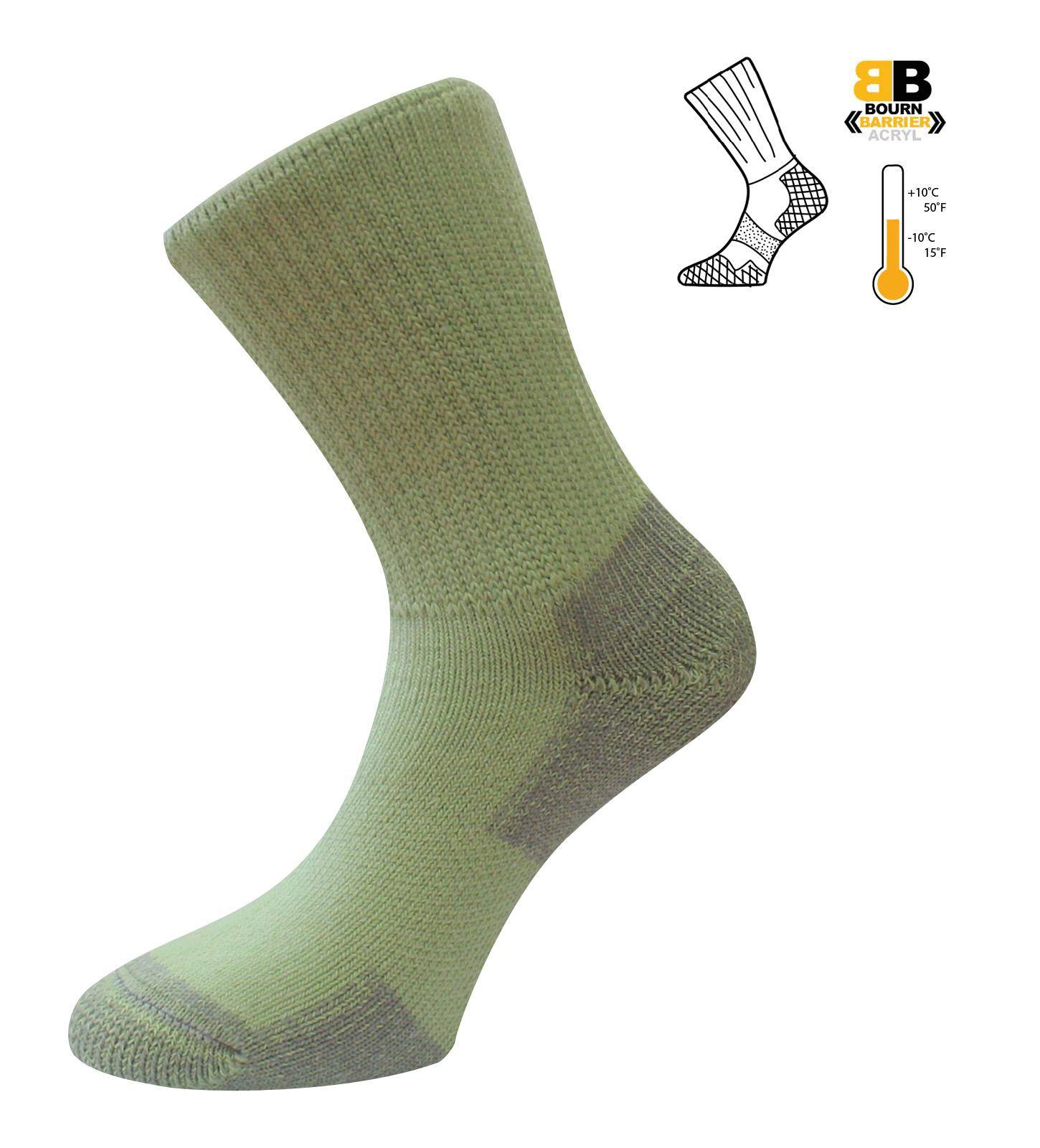 Lasting Treking zimní ponožky HORAL 604 Velikost: (34-37) S
