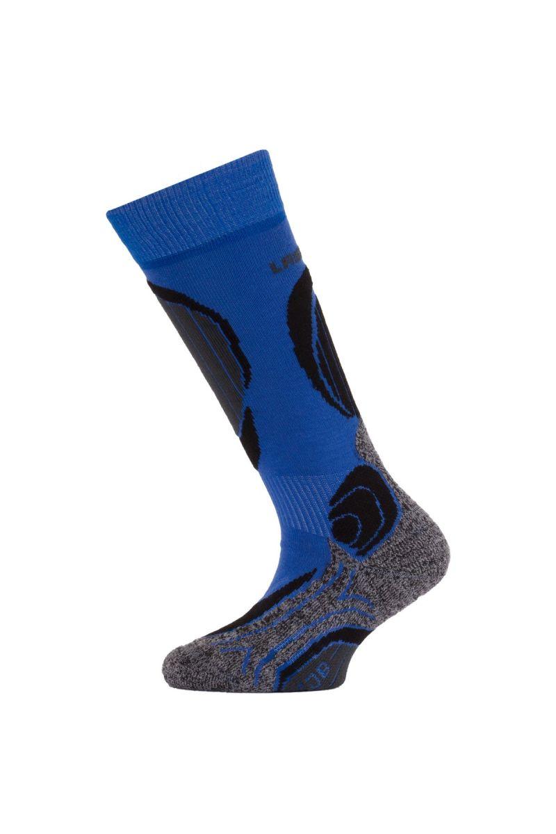 Lasting SJB 509 modrá dětské ponožky Velikost: (24-28) XXS