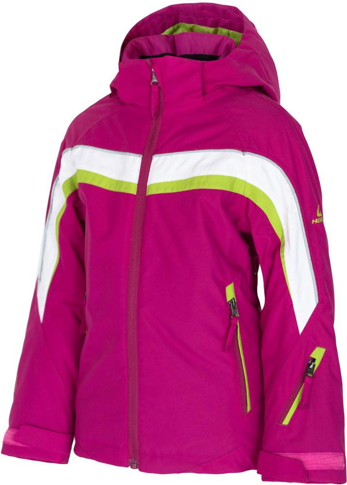 Hannah Masty KIDS Fuschia red/lime green Velikost: 116