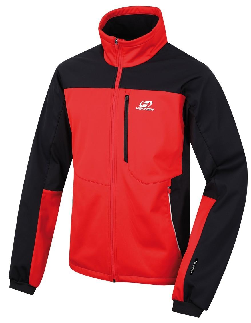 Hannah Torac Fiery red/anthracite Velikost: M