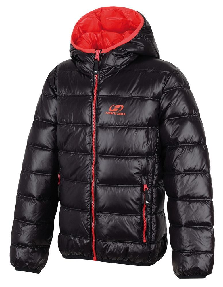 Hannah Moran Therm JR Anthracite/orange Velikost: 128