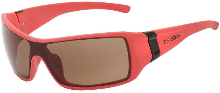 Husky Sportovní brýle Slide červená