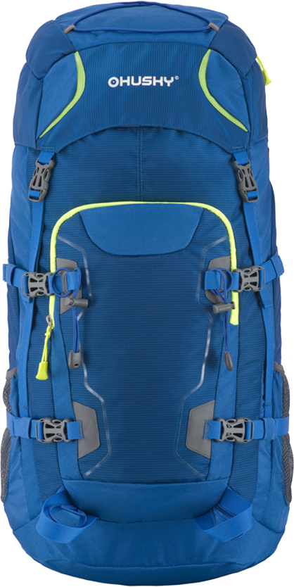 Husky Batoh Expedice / Turistika Sloper 45 l modrá